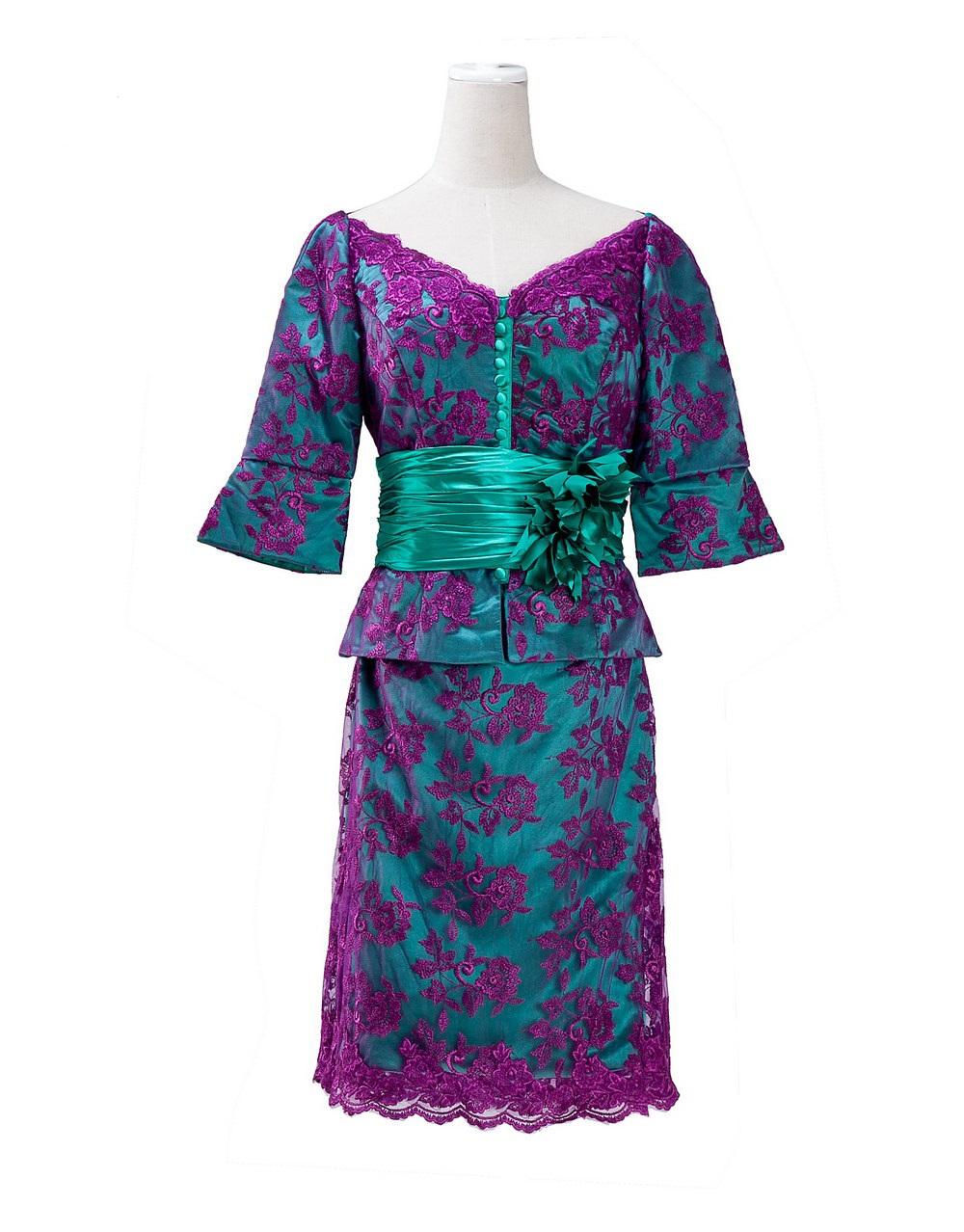 Купить платье для мамы 9
